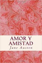 Portada del libro Amor y amistad, y otras obras