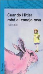 Cuando Hitler robó el conejo rosa