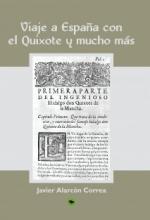 Portada del libro Viaje a España con el Quixote y mucho más
