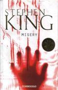 Portada del libro Misery
