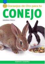 Portada del libro 50 consejos de oro para tu conejo