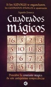 Portada del libro CUADRADOS MAGICOS