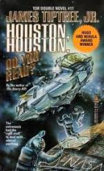 Portada del libro Houston, Houston, ¿me recibe?
