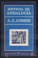 Portada del libro Noticia de Andalucía