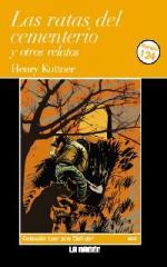 Portada del libro Las ratas del cementerio y otros relatos