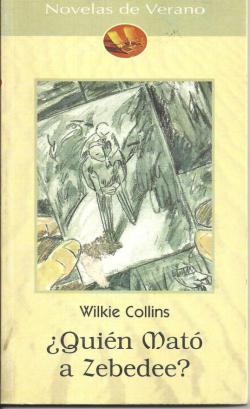 Portada del libro ¿Quién mató a Zebedee?