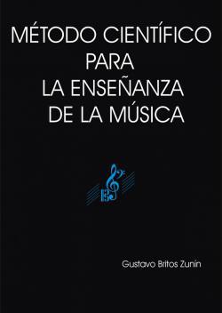 Portada del libro Método científico para la enseñanza de la música