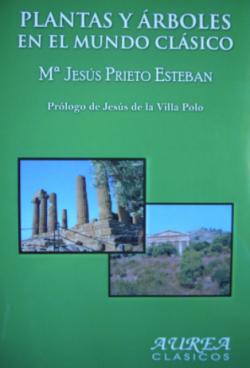 Portada del libro Plantas y árboles en el mundo clásico