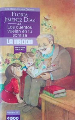 Portada del libro Los cuentos vuelan en tu sonrisa