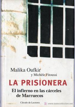 Portada del libro La prisionera