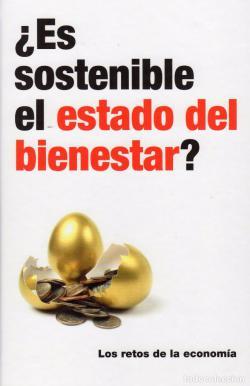 Portada del libro ¿Es sostenible el estado del bienestar?