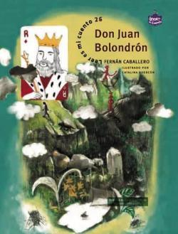 Portada del libro Don Juan Bolondrón