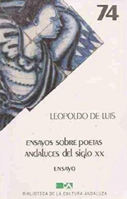 Portada del libro Ensayo sobre poetas andaluces del siglo XX