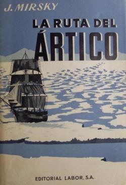 Portada del libro La ruta del Ártico