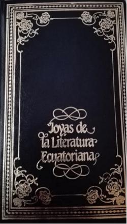 Portada del libro Joyas de la literatura ecuatoriana