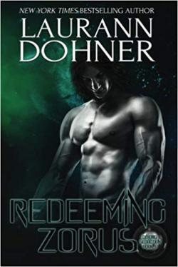 Portada del libro Seduction Cyborg 6. Reediming Zorus