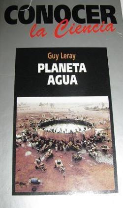 Portada del libro Planeta Agua