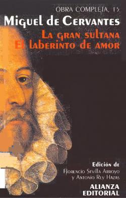 Portada del libro La gran sultana doña Catalina de Oviedo / El laberinto del amor