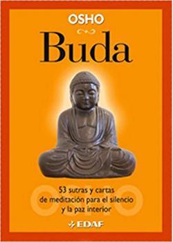 Portada del libro Buda. 53 sutras y cartas de meditacion para el silencio y la paz interior