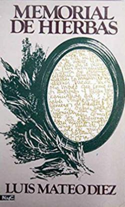 Portada del libro Memorial de hierbas