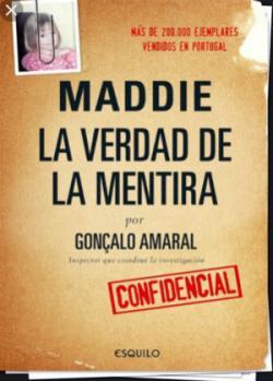 Portada del libro Maddie: La verdad de la mentira