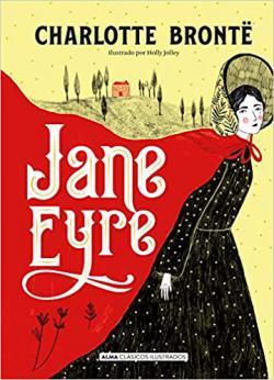 Portada del libro Jane Eyre (Ilustrado)