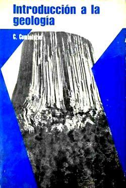 Portada del libro Introducción a la Geología