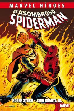 Portada del libro El Asombroso Spiderman