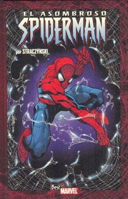 El asombroso Spiderman, de Straczynski Nº 01