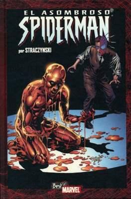 Portada del libro El asombroso Spiderman, de Straczynski Nº 07