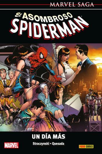 El Asombroso Spiderman: Un día más