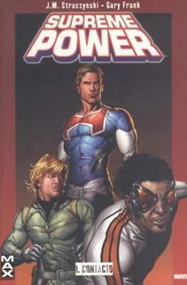 Portada del libro Supreme Power 01: Contacto
