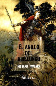 Portada del libro El anillo del Nibelungo