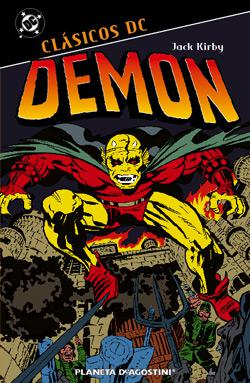 Portada del libro Clásicos DC: Demon de Jack Kirby