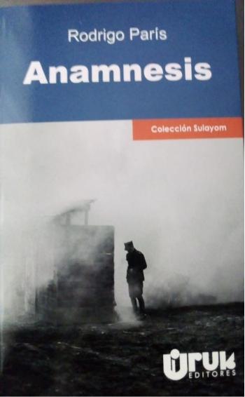 Portada del libro Anamnesis