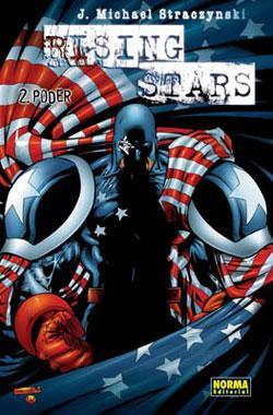 Portada del libro Rising Stars Nº 02: Poder
