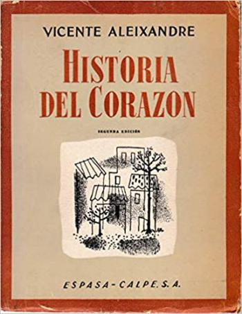Portada del libro Historia del corazón