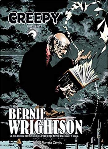 Portada del libro Creepy Bernie Wrightson