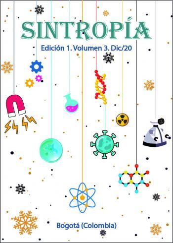 Portada del libro Magazine de Divulgación Científica Sintropía #2