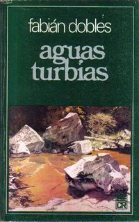 Portada del libro Aguas turbias