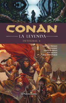Portada del libro Conan La leyenda (Integral) nº 04