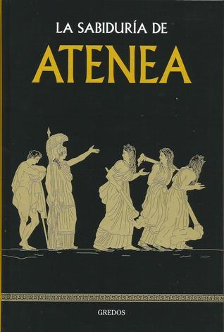 Portada del libro La sabiduría de Atenea