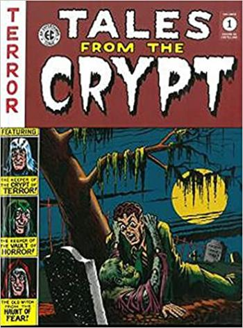 Portada del libro Tales from the crypt 01