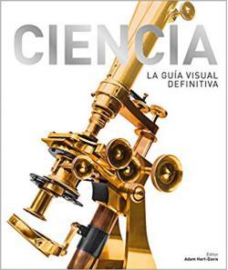 Portada del libro Ciencia. La guía visual definitiva