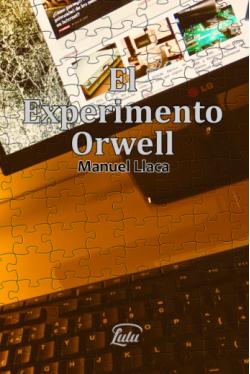 Portada del libro El Experimento Orwell