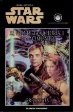 Portada del libro Al Filo de la Victoria II: Renacimiento (La nueva orden Jedi 8)