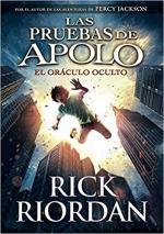 Portada del libro Las pruebas de Apolo: El oráculo oculto