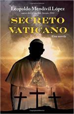 Portada del libro Secreto Vaticano