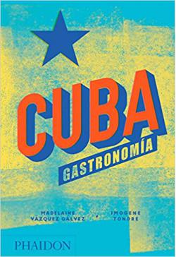 Portada del libro Cuba. Gastronomía