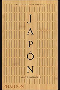 Portada del libro Japón. Gastronomía